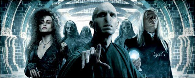 Figurinista de Harry Potter explica criação de roupas de Voldemort, Belatrix e Comensais da Morte