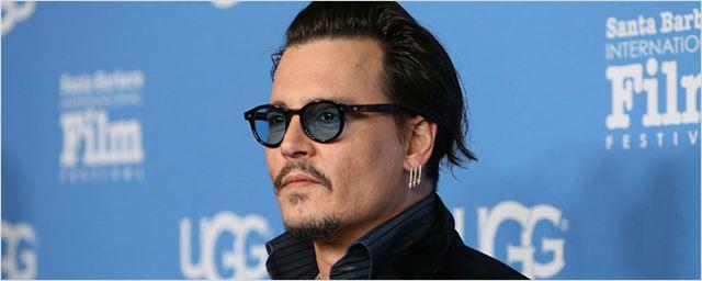 É oficial! Johnny Depp será o vilão Grindelwald na franquia Animais Fantásticos e Onde Habitam