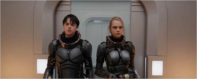 Valerian e a Cidade dos Mil Planetas: Trailer traz Beatles, efeitos especiais e muita ação