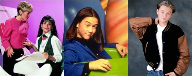 9 atores famosos que estrelaram séries de TV nos anos 90