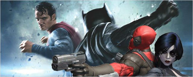 Marvel zoa Batman Vs Superman novamente com personagem de Deadpool 2
