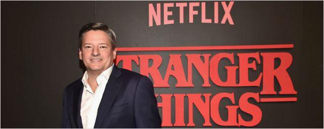 """""""Netflix pretende dobrar o número de séries originais"""", garante Ted Sarandos"""
