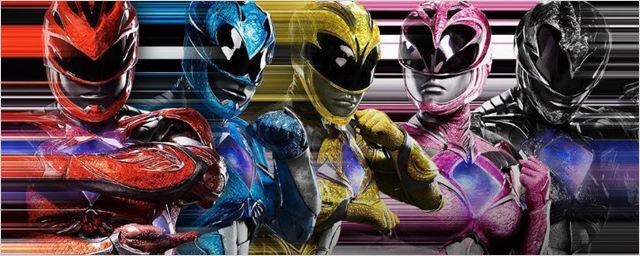 Power Rangers: Novo cartaz apresenta os Zords