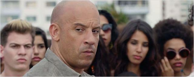 Brasileiros reagem ao trailer de Velozes & Furiosos 8 na internet