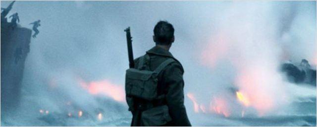 Dunkirk: Cartaz do novo filme de Christopher Nolan destaca o clima sombrio da Segunda Guerra Mundial