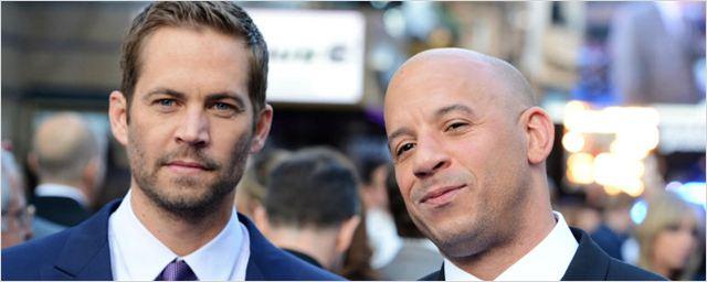 Falando sobre os eventos de Velozes & Furiosos 8, Vin Diesel homenageia Paul Walker mais uma vez
