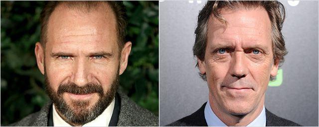 Holmes & Watson: Hugh Laurie e Ralph Fiennes farão comédia sobre Sherlock