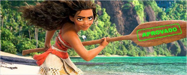 Amigos do AdoroCinema: Blogueiros ficam encantados pela animação Moana - Um Mar de Aventuras