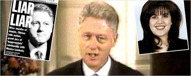 Escândalo Monica Lewinsky será tema de antologia em American Crime Story