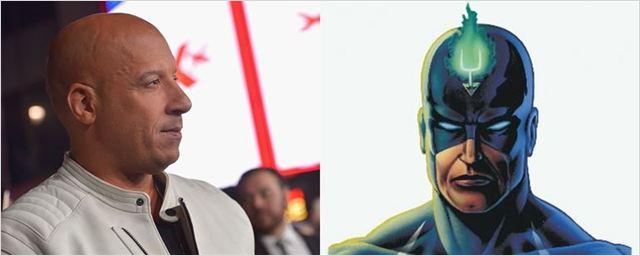 Vin Diesel critica Marvel por levar Inumanos para a TV