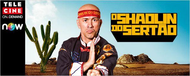 O Shaolin do Sertão já está disponível no Telecine On Demand