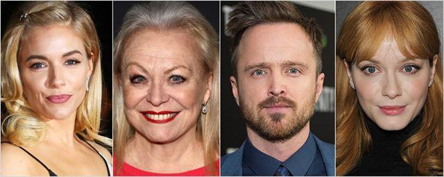 The Burning Woman: Sienna Miller,Jacki Weaver,Aaron Paul e Christina Hendricks farão o filme de Ridley Scott