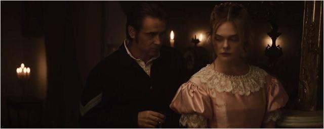 Intrigantes jogos de sedução dão o tom no trailer do novo drama de Sofia Coppola, The Beguiled