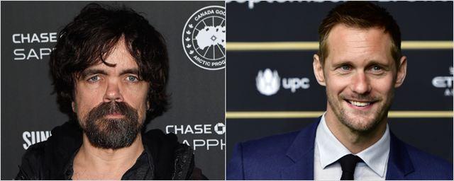 Peter Dinklage e Alexander Skarsgård vão estrelar longa de ação The Dwarf