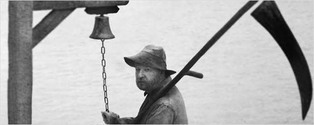 Lars Von Trier é a Morte na primeira foto de seu novo filme, The House That Jack Built