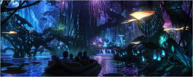 Expansão temática de Avatar no parque da Disney ganha data de lançamento