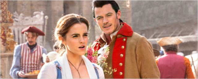 A Bela e a Fera ganha novas imagens destacando Emma Watson