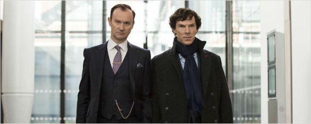 Mark Gatiss não sabe se Sherlock terá nova temporada