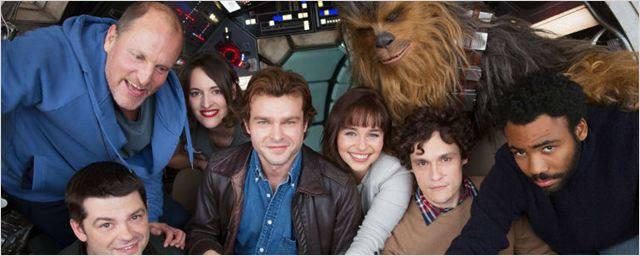 Spin-off do Han Solo: Disney divulga primeira foto oficial do elenco