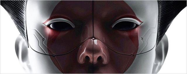 A Vigilante do Amanhã: Ghost In The Shell ganha dois novos cartazes que mostram Scarlett Johansson e robô-gueixa bizarra