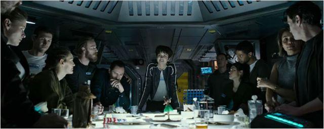 Veja o prólogo de Alien: Covenant