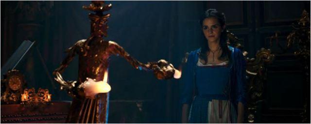 A Bela e a Fera: Lumière te convida para um mundo mágico em novo comercial