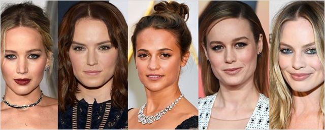 Margot Robbie, Jennifer Lawrence, Alicia Vikander, Daisy Ridley e Brie Larson disputam o papel principal de Marian