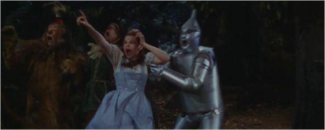 Vem aí filme de terror baseado no mundo mágico de Oz!