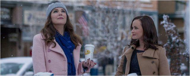 Chefe de conteúdo da Netflix, Ted Sarandos confirma negociações sobre novo revival de Gilmore Girls