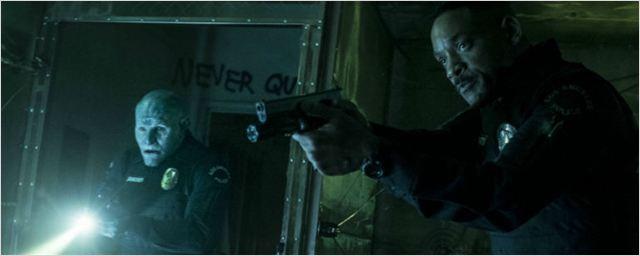 Bright: Will Smith e Joel Edgerton retratam preconceitos entre humanos e orcs em novas imagens