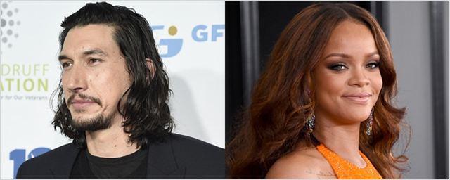 Amazon compra musical estrelado por Adam Driver e Rihanna