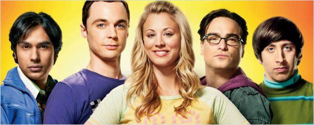 The Big Bang Theory é renovada para mais duas temporadas