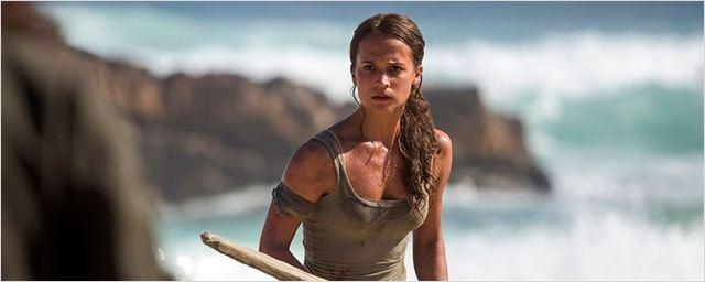 Tomb Raider: Veja as primeiras imagens oficiais de Alicia Vikander como Lara Croft