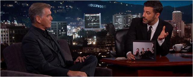 Pierce Brosnan acaba com a especulação de que viveria Cable em Deadpool 2