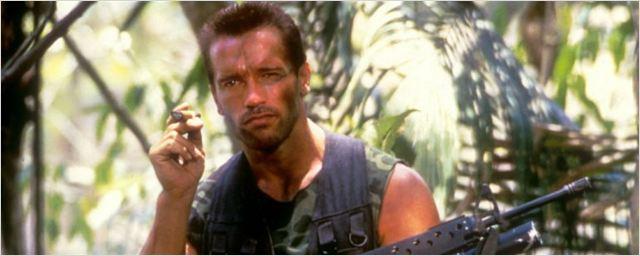 Arnold Schwarzenegger revela o motivo de sua ausência em novo Predador