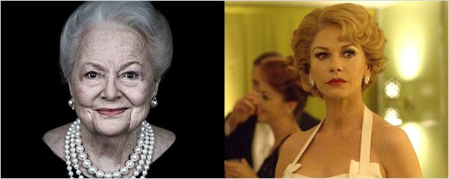 Olivia de Havilland fala sobre Feud: Bette and Joan