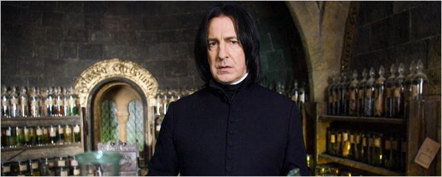J.K. Rowling pede desculpas por ter matado Snape