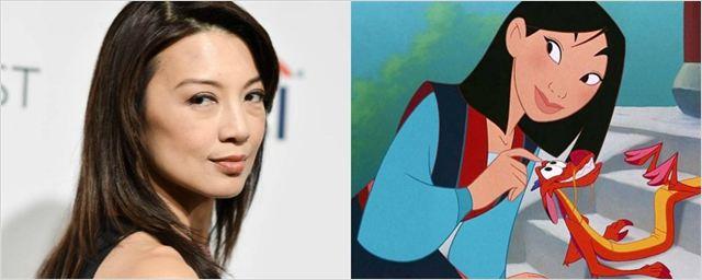 Dubladora original de Mulan espera que Disney escale atriz chinesa para o papel