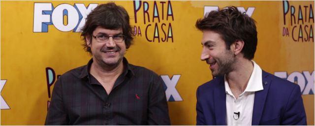 Prata da Casa: 'Inversão de valores' é o foco da primeira sitcom brasileira do canal FOX (Entrevista Exclusiva)
