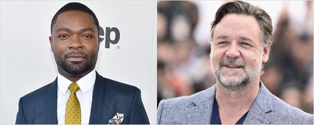 Novo filme de José Padilha pode ter Russell Crowe e David Oyelowo nos papéis principais