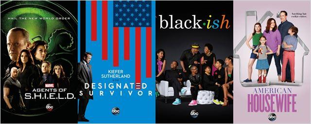 Agents of S.H.I.E.L.D., Designated Survivor, Black-ish e American Housewives são renovadas pela ABC
