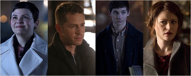 Once Upon a Time: Ginnifer Goodwin, Josh Dallas, Jared Gilmore e Emilie de Ravin saem da série após a sexta temporada