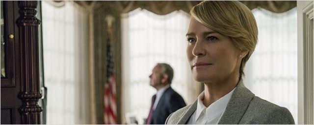 House of Cards: Claire Underwood tem uma mensagem para os eleitores em novo teaser da quinta temporada