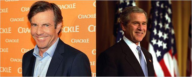 Dennis Quaid será George W. Bush em Katrina: American Crime Story