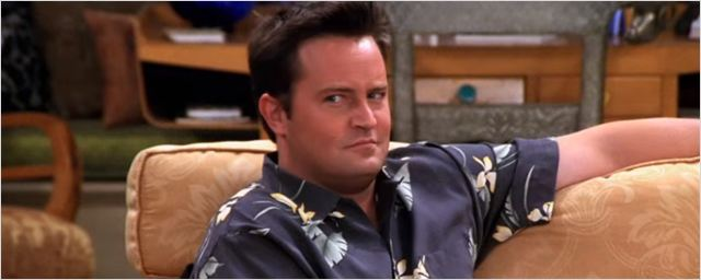 Friends: Matthew Perry revela ideia descartada para Chandler