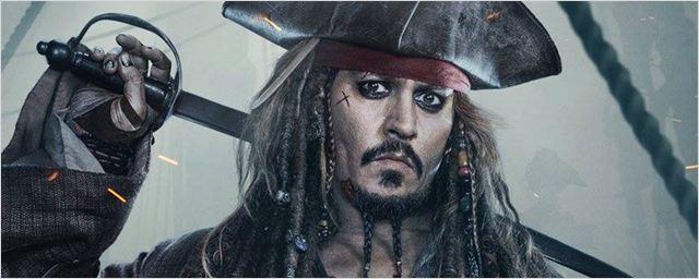 Roteirista alega que Johnny Depp barrou vilã feminina em Piratas do Caribe: A Vingança de Salazar