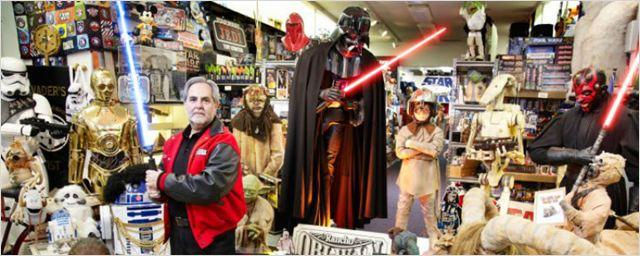 100 itens da maior coleção de Star Wars do mundo foram roubados, revela dono
