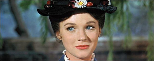 Saiba por que Julie Andrews não vai participar de Mary Poppins Returns