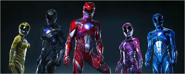 Power Rangers: Versão alternativa da participação dos Rangers Verde e Rosa originais é divulgada