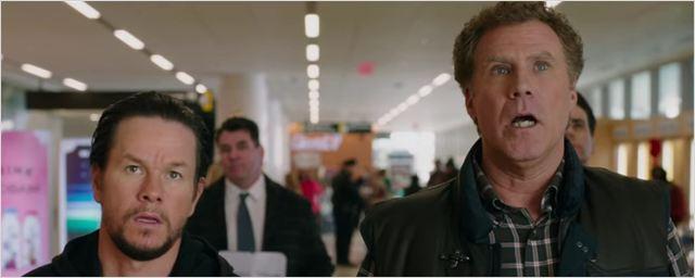 Mel Gibson e John Lithgow roubam a cena no trailer de Pai em Dose Dupla 2
